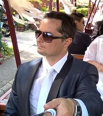 Simon Tamás Ceremóniamester